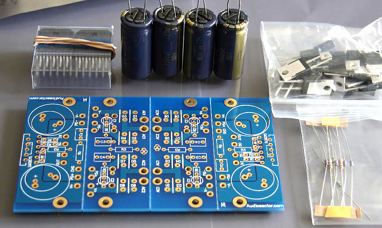 LM3875 Kit – Audiosector